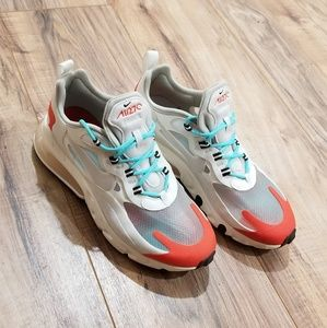 Nike Shoes W9 Air Max 270 React In Mid Century Poshmark